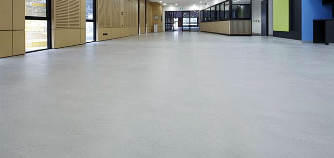 seamless flooring in Fairfield