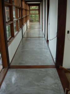 decorative concrete overlay Avalon