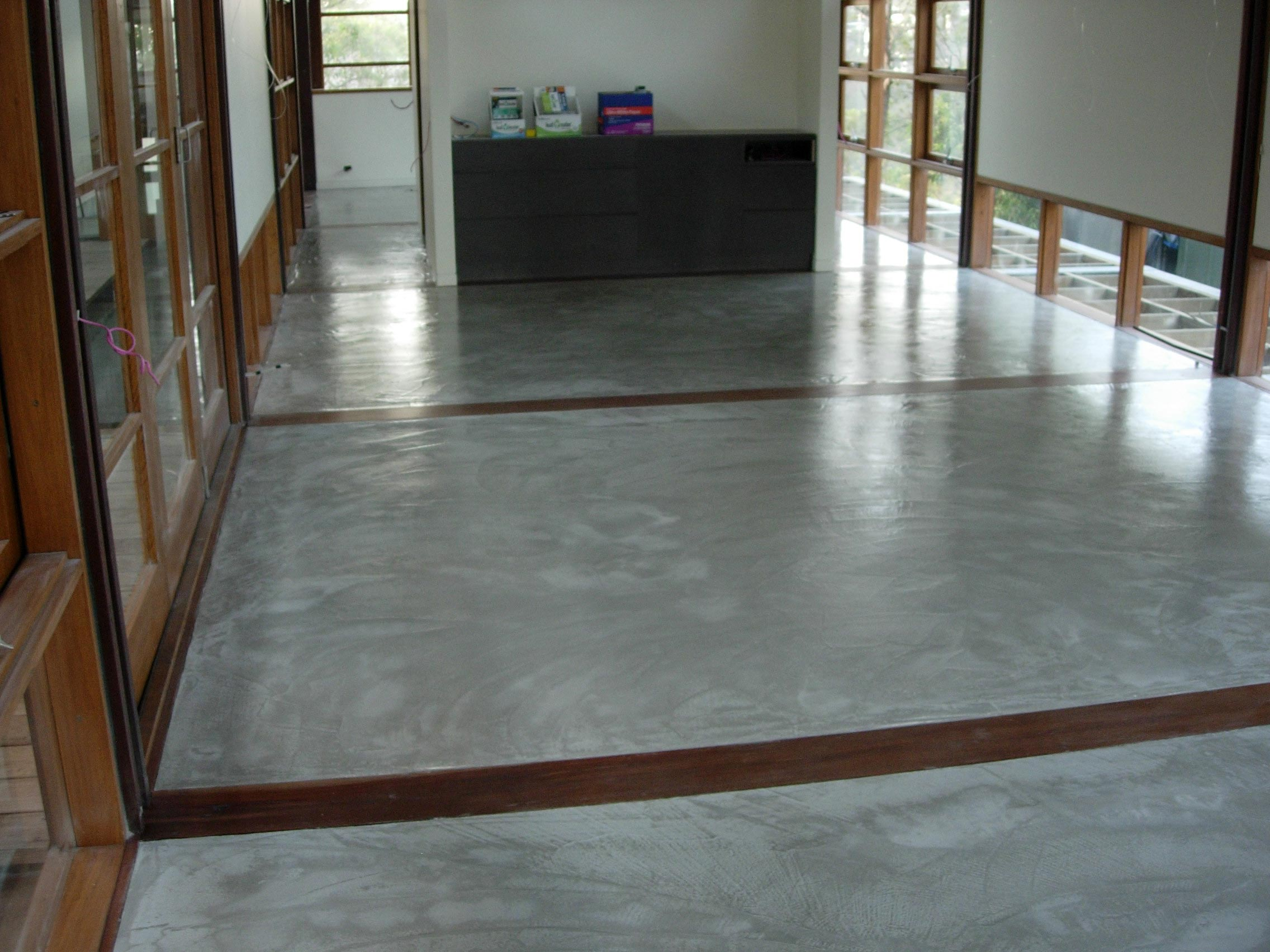 Decorative concrete overlay avalon decorative concrete overlays polished