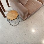 polished cement flooring in Dover Heights
