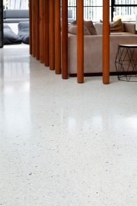 polished concrete topping