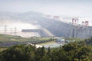Three Gores Dam, China
