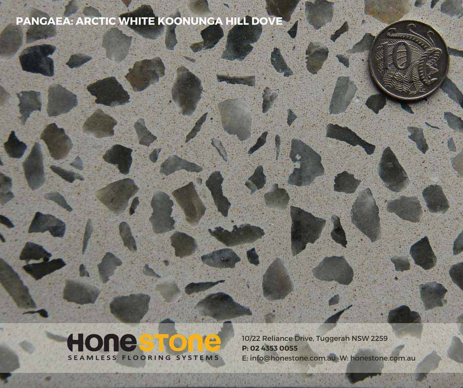 Pangaea - Arctic White Koonunga Hill Dove