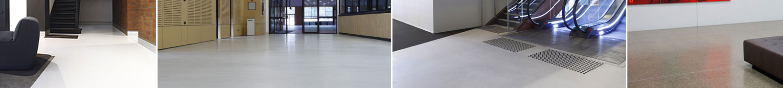 polished concrete installations in Sydney
