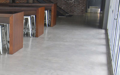 Polished Concrete Floors Sydney | Concrete Floor Polishing